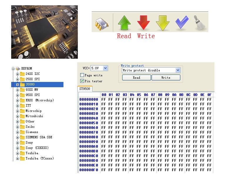 Iprog+ Iprog Pro Programmer Software