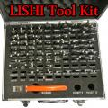 LISHI Tool Kit with 77 Pieces Auto Pick and Decoders