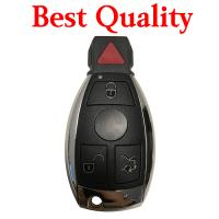 315 Mhz 3+1 Buttons BE Remote Key for Mercedes Benz - Top Quality Using KYDZ Mainboard