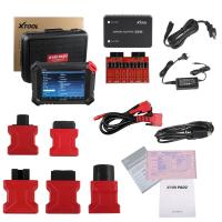 XTOOL X100 PAD 2 Full Package with VW 4th & 5th IMMO KC100 Adapter