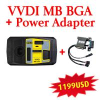Original Xhorse VVDI MB BGA Tool for Mercedes Benz with Power Adapter