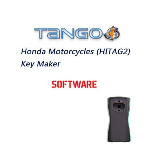 TANGO Honda Motorcycles (HITAG2) Key Maker Software