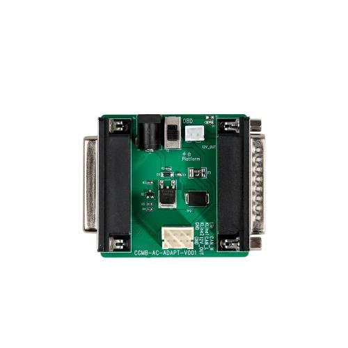 CGDI MB AC Adapter Work with Mercedes W164 W204 W221 W209 W246 W251