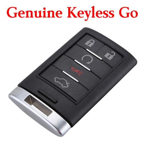 Genuine Smart Proximity Key For Cadillac CTS DTS STS