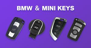 BMW & MINI KEYS