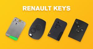 Renault Keys