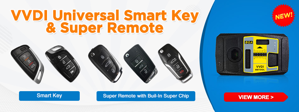 VVDI Universal Smart Key Super Remote